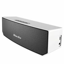 BLUEDIO BS-3 Stereo Wireless Bluetooth Speaker with Microphone