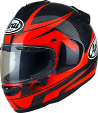 NEW 2017 ARAI CHASER X TOUGH RED  MOTORCYLE SAFETY HELMET