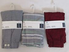 LOT OF 3 NEW WITH TAGS PAIRS OF MEN'S GAP BOXER SHORTS, PICK A SIZE