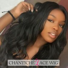 Brazilian Body Wave Wigs Human Hair Full Lace Front Wigs For Women Free Part 6A