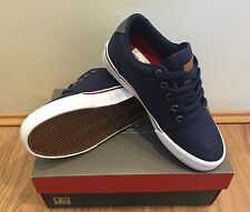 Globe GS - Kids Casual Shoe Navy/White/Red