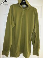 British Army Man's Mens Field Extreme Cold Weather Shirt Norwegian Norgie