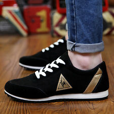 Men's New Casual Breathable Sneakers Sport Casual Athletic England Boat Shoes