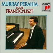 Murray Perahia  Plays Franck & Liszt CD  Music Classical BRAND NEW & SEALED