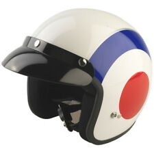 Viper RS-04 Open Face Motorbike Motorcycle Helmet Scooter Target MOD Touring
