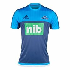 adidas Auckland Blues Super Rugby Performance Tee 15/16