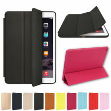Smart Case Stand Magnetic Auto Sleep Wake UP Pouch Cover For iPad 2/3/4 Air Mini