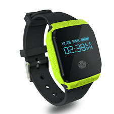 2016 Waterproof Bluetooth Smart Watch Phone Mate For Android IOS iPhone Samsung