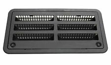 RV DOMETIC Refrigerator Vent Access Panel NEW 3109492.004 SIDE VENT Black