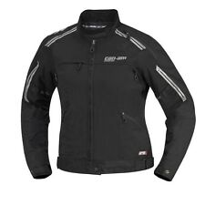 NWT Can-Am Spyder Ladies Cruise Motorcycle jacket- Mid-weight Jacket-Black