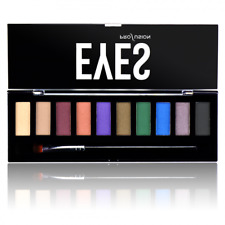 PROFUSION EYES 10 COLOR MATTE SHIMMER EYESHADOW PALETTE