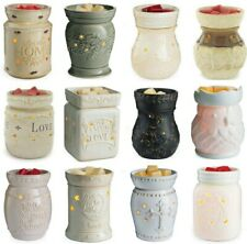 Large CANDLE WARMERS Uses Scentsy Yankee Woodwick Scented Wax Melts/Tarts
