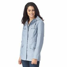 Mantaray Womens Pale Blue Quilted Jacket From Debenhams