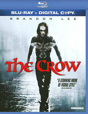 The Crow (Blu-ray/DVD, 2011, 2-Disc Set, Includes Digital Copy)