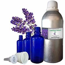 LAVENDER FRENCH OIL 100% Pure Natural Essential Oil, Therapeutic, 5ml to 250ml