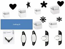 Decorative detailed border punch Card & scrapbooking Xcut LARGE DOTTED SCALLOP