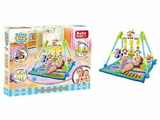 Baby Play Mat Gym - Functional Musical And Light Baby Gym