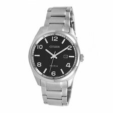 Citizen ECO-DRIVE Mens Analog Watch Casual Silver BM7320-52H