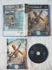 38519 Medal Of Honor Rising Sun - Sony Playstation 2 Game (2003) SLES 51873