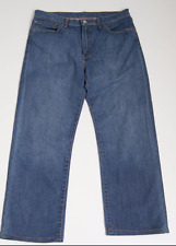 MENS LEVIS LEVI`S STRAUSS & CO JEANS 751 BLUE SIZE W36 L30   EXCELLENT