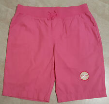 Girls Bermuda or Shortie Ribbed Elastic Waist Short- XS-S-M-L-XL