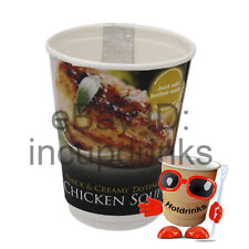 In Cup, Incup Drinks 12oz, 340ml Foil Sealed 2GO, Creamy Chicken Soup