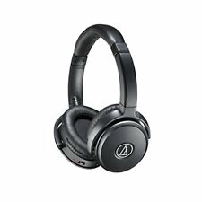 AUDIO TECHNICA ATH-ANC50IS ATH-ANC50iS QuietPoint(R) Active Noise-Canceling H...
