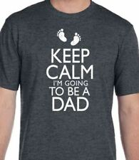 Keep Calm I'm Going to be a DAD Men's fathers day gift dad gift cool t shirt