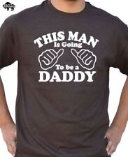 This Man is Going to be a Daddy Men's T-Shirt Funny T Shirt Cool Shirt