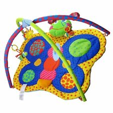 NEW Colorful BUTTERFLY crawling game mat Play infant gift hot baby kids soft toy
