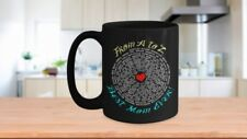 MOM MUG • Best Mom from A to Z Coffee Cup •Inexpensive Mothers Day Gift - Mom