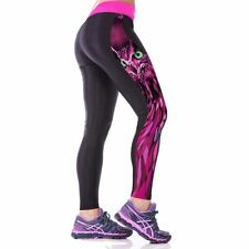 Women Running Tights Workout training Pants GYM Sexy Yoga Spandex S Fitness