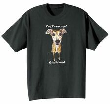 Dog Breed Tee- Greyhound - Ladies Shirt