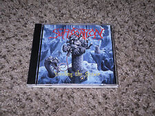 SUFFOCATION - Breeding the Spawn CD 1993 ORIGINAL ROADRUNNER