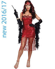 Aint She Sweet Flapper Womens Costume Size L