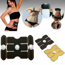 EMS Muscle Training Gear Abs Training Fit Body Home Exercise Shape Fitness Top