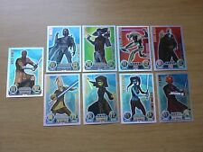 Force Attax Star Wars Series 1 - Force Master - Pick Your Cards £1.20 Each!