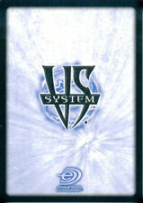 Various Vs. System Cards - DC Origins - pick from list Marvel DC CCG