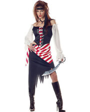 Ruby The Pirate Beauty Womens Costume Size L