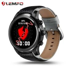 LEMFO LEM5 3G Smartwatch Phone 1.39 inch Android5.1 Quad Core Heart Rate Monitor