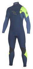 3/2mm Men's Rip Curl E-BOMB Fullsuit - Chest Zip