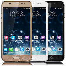 """Cheap 5"""" Unlocked Android 5.1 Quad Core 2SIM Cell Smart Phone 3G GSM AT&T Net10"""