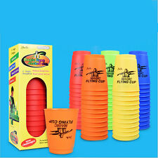 12pcs Speed Stacks Sport Stacking Cups Children Kids Trainning Toy NG
