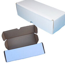 """10 x 6 x 4"""" Cardboard Packing Boxes Mailing Cartons High Quality White Wholesale"""