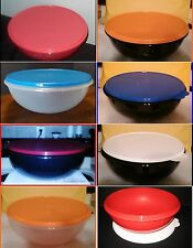 Tupperware ONE (1)  26 CUP FIX N MIX LARGE MIXING BOWL COLOR CHOICE NEW