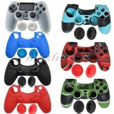 Silicone Soft Rubber Case Cover Grip Skin For Sony Playstation 4 PS4 Controller