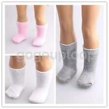 """Dolls Socks Stockings for 18"""" American Girl My Life Doll Clothing Accessories"""