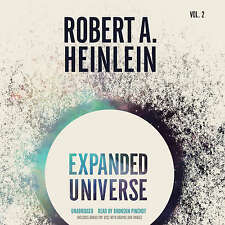 Expanded Universe, Vol. 2 by Robert A. Heinlein MP3CD Unabridged 2015