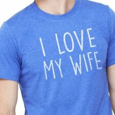 I Love My Wife Men's T-Shirt cool tshirt designs funny tees husband gift