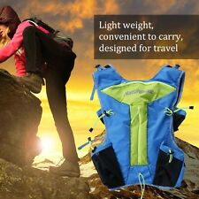 Outdoors Waterproof Travel Backpack Light Weight Double Shoulders Pack GN